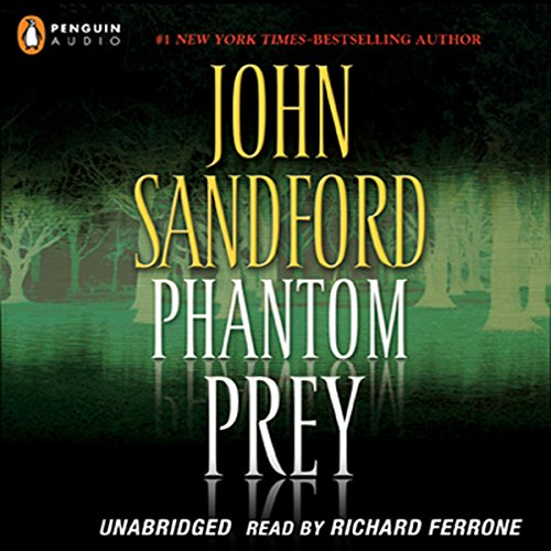 Couverture de Phantom Prey
