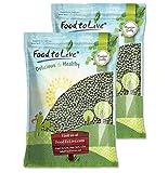 Green Peas, 20 Pounds — Non-GMO Verified, Whole, Raw, Kosher