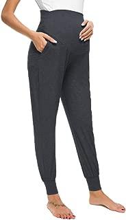Liu & Qu Maternity Women's Casual Pants Stretchy Comfortable Lounge Pants