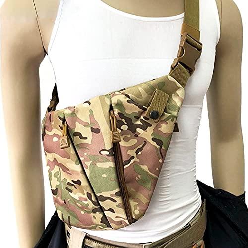 LSWY Cubierta de Cintura Invisible de Deportes tácticos al Aire Libre con Bolsa de Pistola de la Revista G2C Pistola Pistola Accesorios para PM Makarov Airsoft (Color : USP-Black)