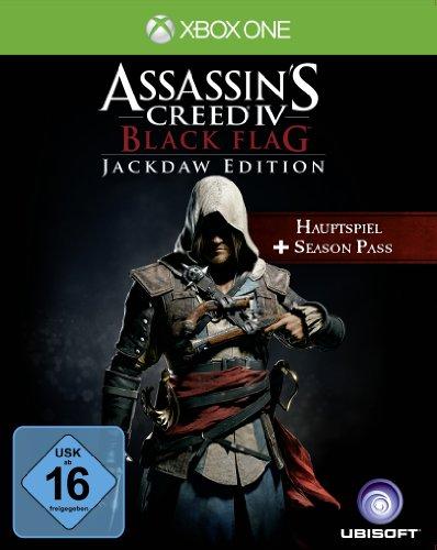 Assassin's Creed 4 Black Flag Jackdaw Edition [Edizione: Germania]