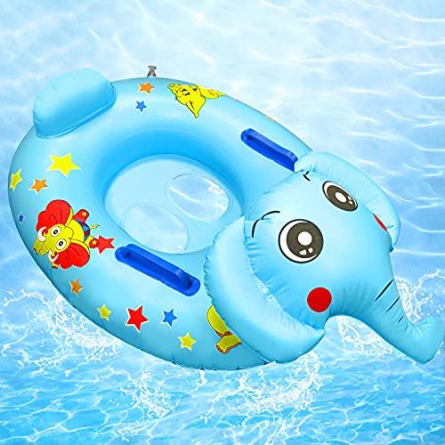 Baby Schwimmring, Baby Float schwimmreifen,Baby schwimmring mit schwimmsitz,Aufblasbarer Schwimmreifen Kleinkind,Aufblasbare Schwimmen,Float Kinder Schwimmring,Schwimmreifen Spielzeug