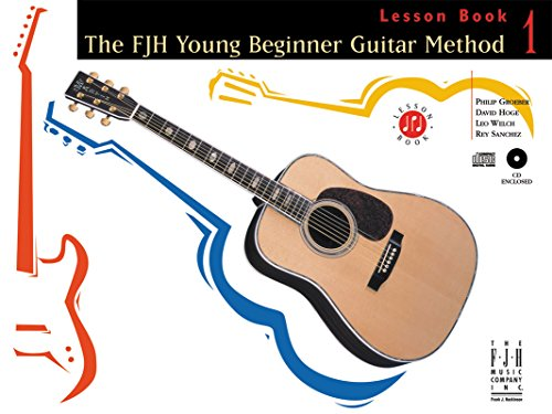 FJH Young Beginner Guitar Method, Lesson Book 1