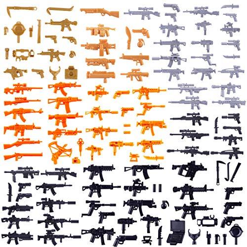 Ognuno viene restaurato squisitamente sulle armi e sulle attrezzature. Sviluppa l'intelligenza e migliora la comprensione delle armi militari di oggi. Le armi includono pistole M1911, pistole comuni, blaster per macchine Uzi, fucile a tempesta T86, b...