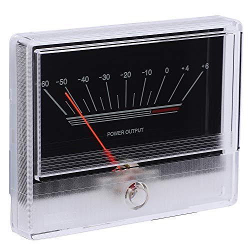 Amplificatore di potenza audio VU meter, resistente all'usura, ad alta precisione, per il fai da te per l'audio domestico