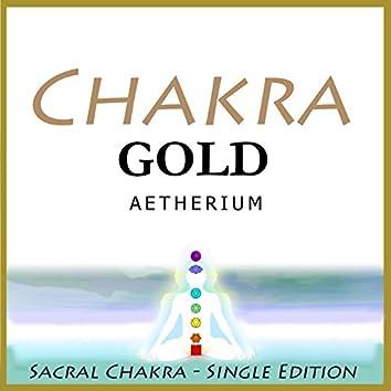 Chakra Gold - Sacral Chakra