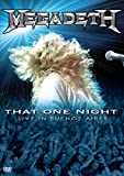 Megadeth - That one night - Live in Buenos Aires