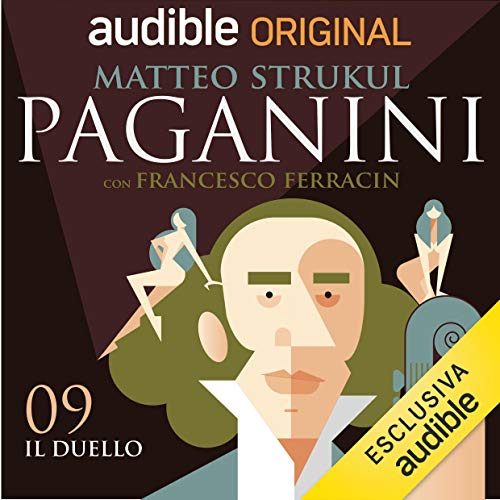 Il Duello Audiobook By Matteo Strukul, Francesco Ferracin cover art