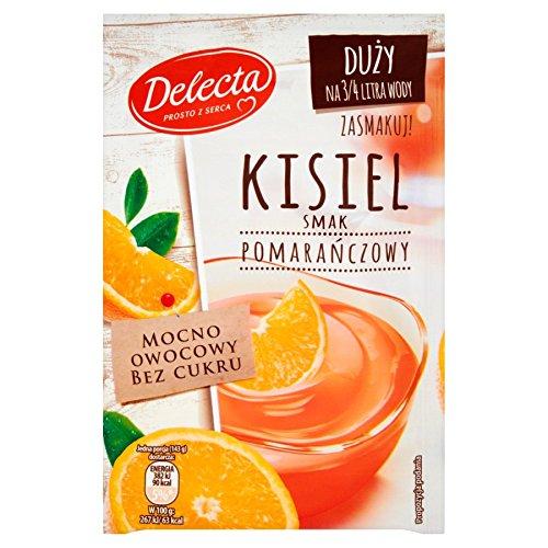 Kisiel Orange - Kisiel pomarańczowy