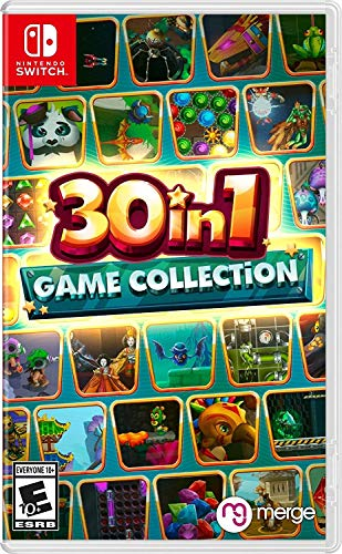 30-In-1 Game Collection - Nintendo Switch Standard Edition