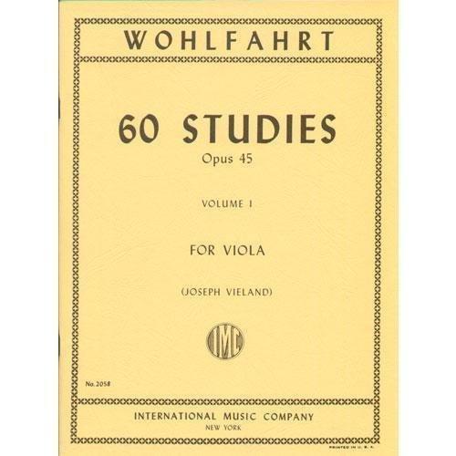 Wohlfahrt Franz 60 Studies, Op. ...