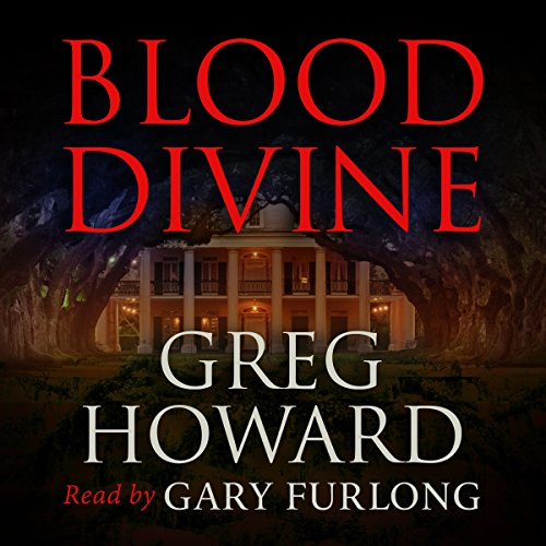 Blood Divine audiobook cover art