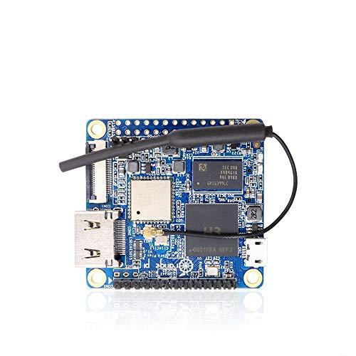MAXIAOTONG Plus 2 H3 Quad-C-o-r-e Bluetooth 512MB DDR3 SDRAM Placa de Desarrollo Mini PC