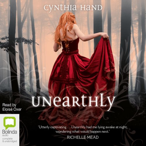 Unearthly audiobook cover art