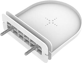 Soporte organizador de pared portátil para Amazon Echo Dot 3 2 altavoz para teléfonos inteligentes accesorios de cámara de seguridad blanco