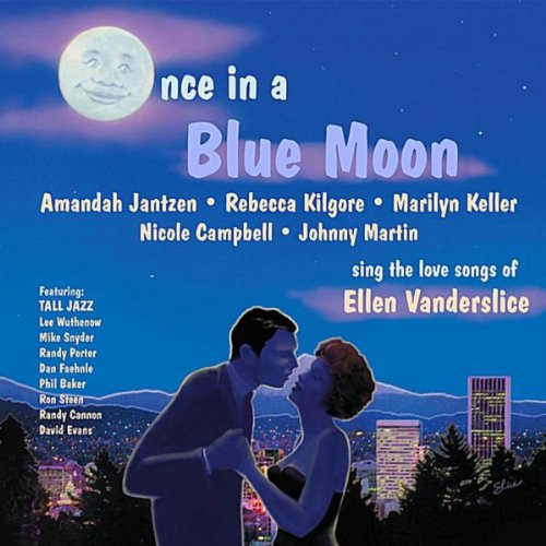 Moonshadow Dance (Feat. Rebecca Kilgore, Randy Porter, Phil Baker, Ron Steen & Dan Faehnle)