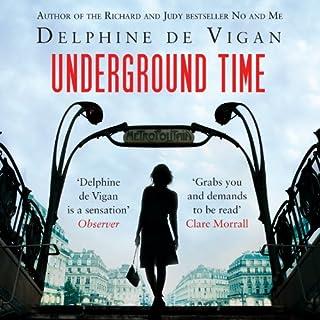 Underground Time audiobook cover art