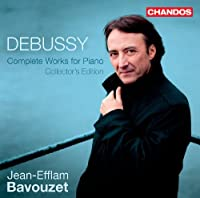 Complete Works for Piano by Jean-Efflam Bavouzet (2012-10-30)