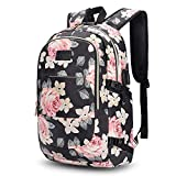 Backpack Womens, Anti Theft Business Travel Laptop Backpack with RFID Signal Blocking Pocket