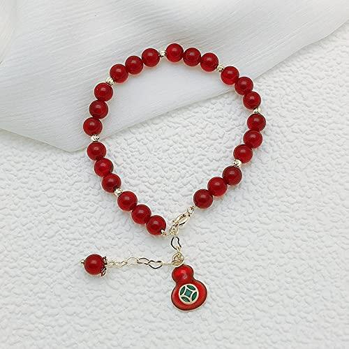 Doce Pendientes De Año De Vida De Vaca Zodiac Mujeres Simples Lindos Tachuelas Mujeres Pequeños Pendientes Rojos Estilo pulsera roja 2