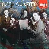 Streichquartette von Beethoven, Schubert und Mendelssohn - Busch-Quartett