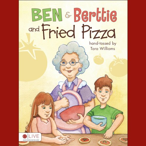 Ben and Berttie and Fried Pizza copertina