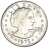 1979 D BU Susan B Anthony S.B.A. Dollar Choice Uncirculated US Mint