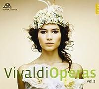 Vivaldi Operas, Vol. 2 by Lehtipuu (2013-08-27)
