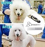 Zoom IMG-2 tosatrici per toelettatura cani kit