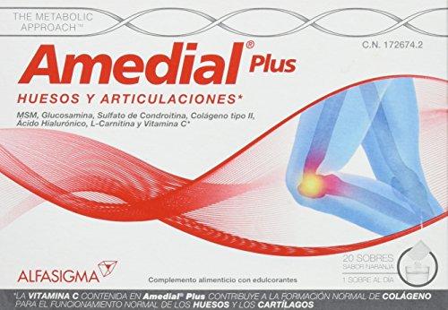 AMEDIAL PLUS 5 G 20 SOBRES