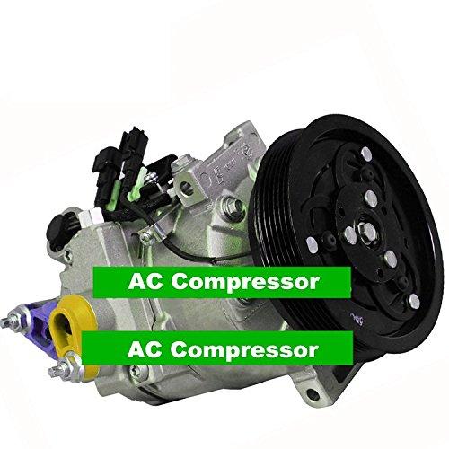 Gowe A/C Kompressor und Kupplung Kompressor Fit für Car Volvo...