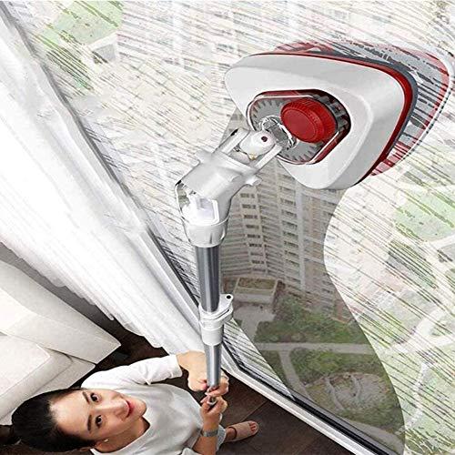 YangQianWen Fensterputzer Werkzeug Beidseitig Magnetischer Glasreiniger Scheibenwischer Für Einfach Doppelt Verglaste Hochhausfenster,Dicke 5-26 MM