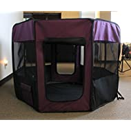 Petmark Folding Playpen Exercise Tent for Your Pet Domestic Shipping in USA ONLY