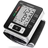 MMIZOO Digital Blood Pressure Monitors Fully Automatic Accurate Wrist Blood Pressure Monitor with Wristband Automatic Wrist Electronic Blood Pressure Monitor Perfect for Health Monitoring(MZW133)