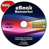 eBook-Konverter für Kindle, iPad und Alle eBook Reader Umwandlung aller Formate und Archivierung NEUWARE auf Deutsch NEU