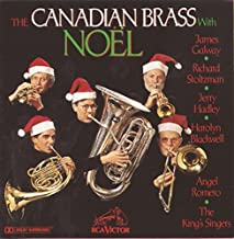 The Canadian Brass Noel with Guest Stars by The Canadian Brass (1994-08-16)