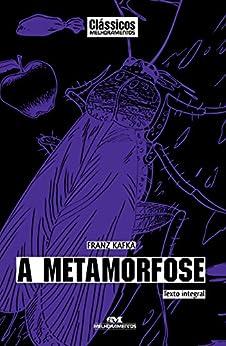 A Metamorfose: Texto integral (Clássicos Melhoramentos) por [Franz Kafka, Kris Barz, Claudia Abeling]