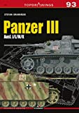 Panzer III: Ausf. J/L/M/K: 7093 (Top Drawings)...