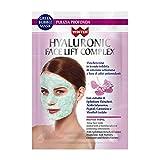 Winter - Hyaluronic Face Lift Complex Green Bubble Mask Pulizia...