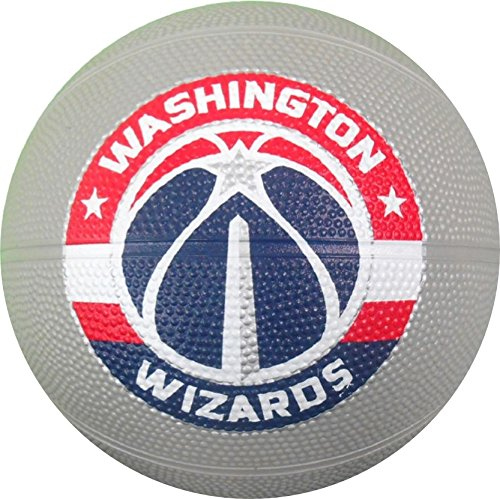 Buy Discount NBA Washington Wizards Spaldingteam Logo, Blue, N