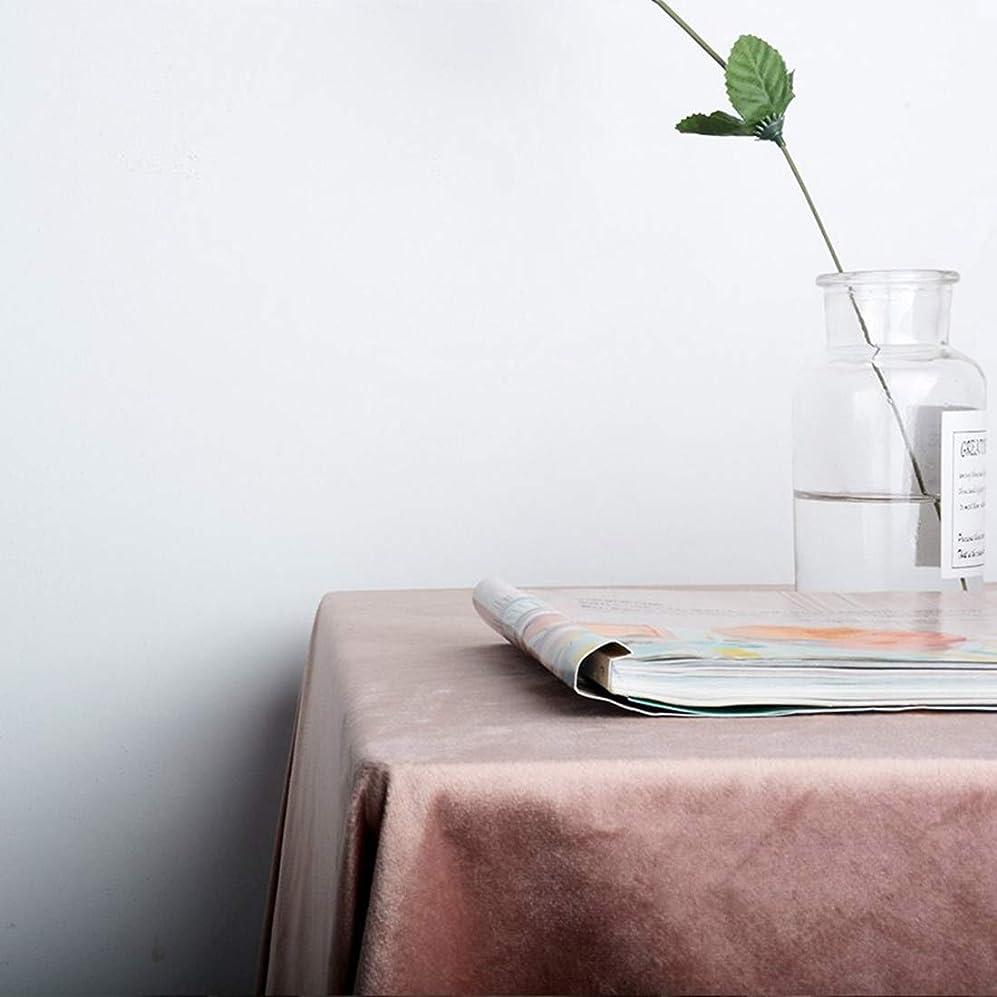 回答多年生タイムリーなテーブルクロス ベルベット 無地 モダン シンプル 3色選択 食卓カバー 厚手 おしゃれ 滑り止め 長方形 正方形 ティーテーブル 台所 コーヒーテーブル ダイニング インテリア キッチン用品 60*60cm