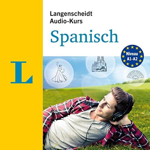 Langenscheidt Audio-Kurs Spanisch: A1-A2 Titelbild