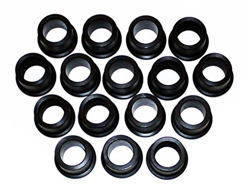 00-2004 fits Yamaha YFM350 350 Warrior Front Upper & Lower A Arm Bushings Both Sides
