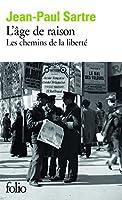 Lage De Raison Chemins De La Liberte 1 (Folio) (French Edition) by Jean Paul Sartre(2000-02-15)