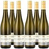 Weingut Mees WEISSBURGUNDER FEINHERB Spätlese 2018 Weißwein Deutschland Nahe (6 x 750 ml) 100% Weißer Burgunder