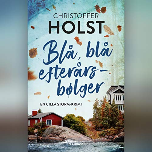 Blå, blå efterårsbølger cover art
