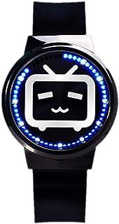 Naruto Reloj LED Pantalla táctil a Prueba de Agua Reloj de luz Digital Reloj de Pulsera Accesorios de Cosplay Regalo Nuevo