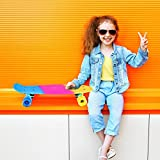 Immagine 2 bellanny skateboard 56 5x16cm completo