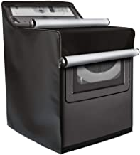 stacking dryer on washing machine