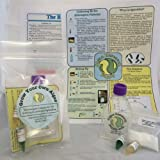 Algae Research Supply Algae Culture-Nannochloropsis, Perfect for School Science Fairs/Projects, Experiments & Classrooms